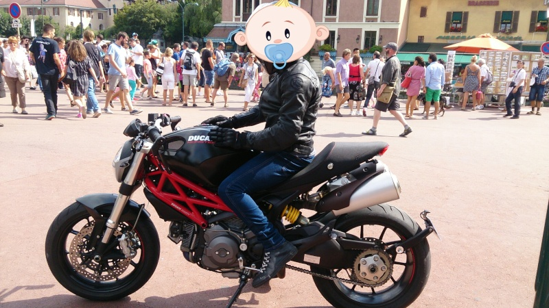 Je suis enfin, officiellement, un motard... - Page 2 Picsar11