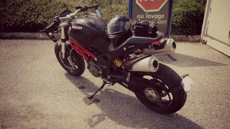 Je suis enfin, officiellement, un motard... - Page 2 Picsar16