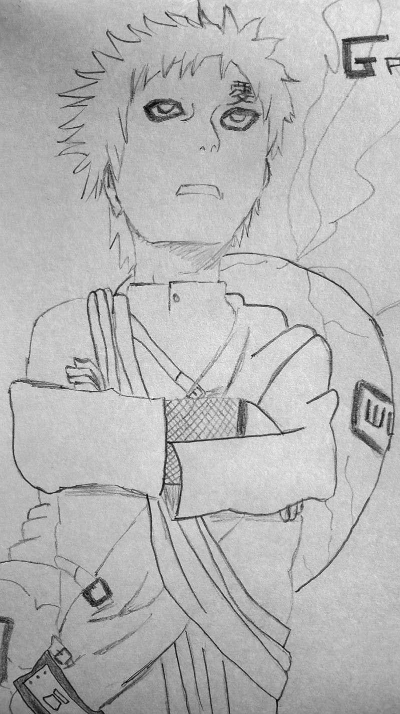 Mes dessins de Naruto. Image14