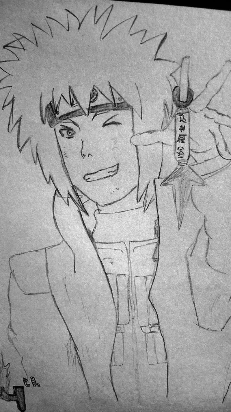 Mes dessins de Naruto. Image15