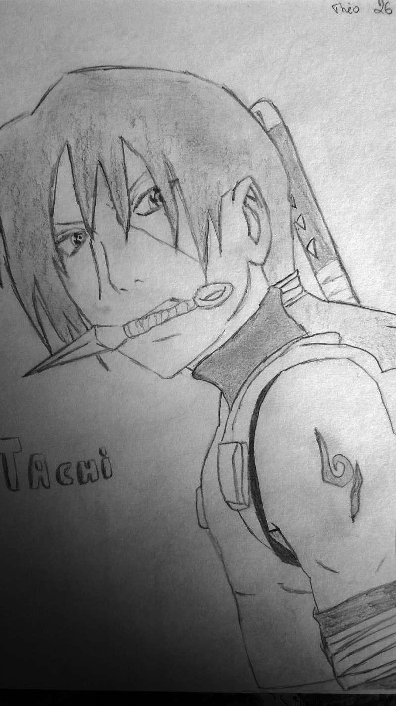 Mes dessins de Naruto. Image18