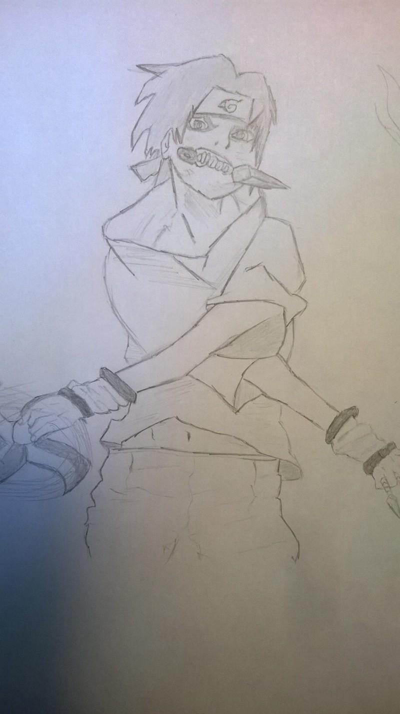 Mes dessins de Naruto. Image20