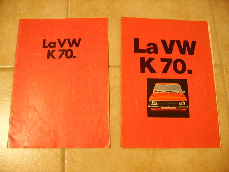 VW K70  Catalo11