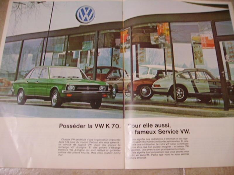VW K70  Catalo19