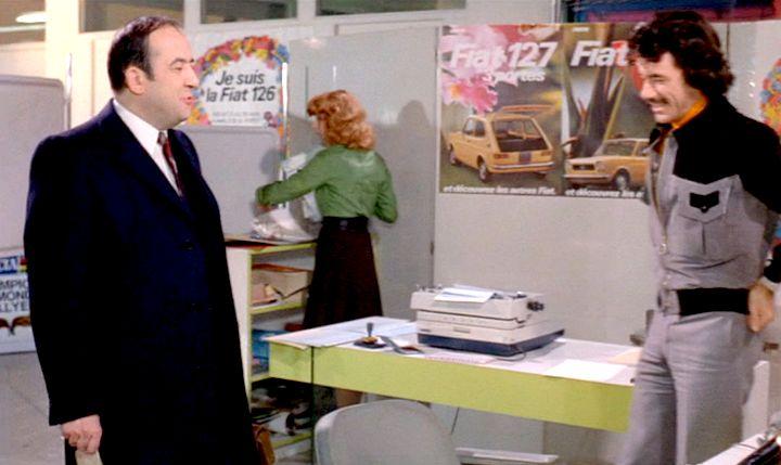 """Garages des années 70 """"hauts en couleurs"""" !!! ( photos, vidéos ) Fiat-115"""