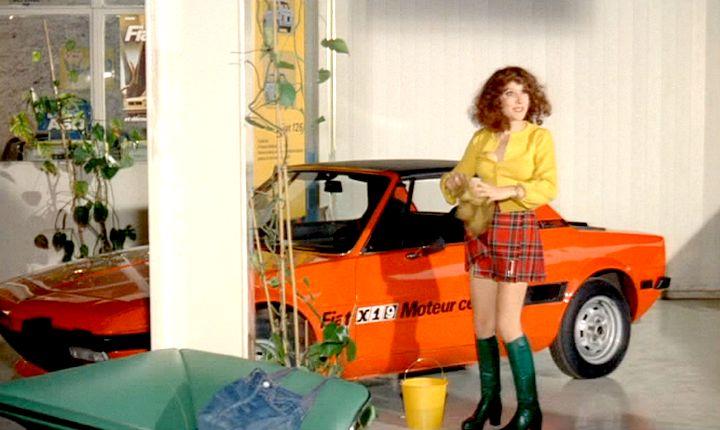 """Garages des années 70 """"hauts en couleurs"""" !!! ( photos, vidéos ) Fiat-x15"""