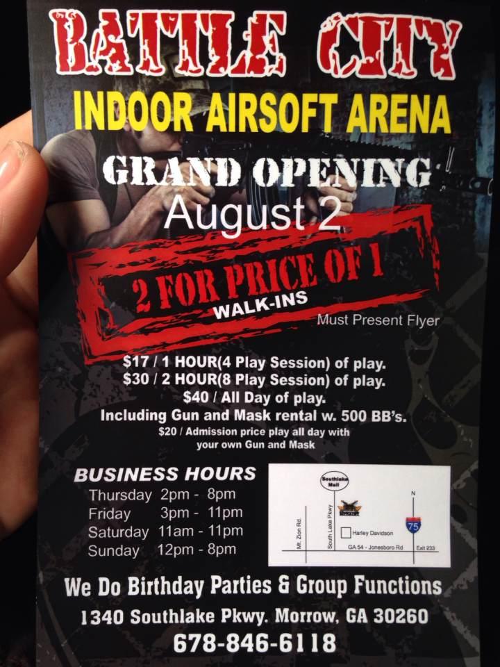 Battle city indoor arena NEW!! F97e9710