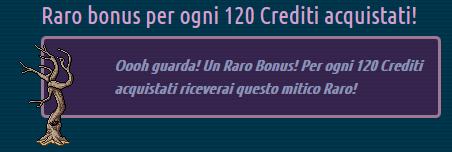 Raro Bonus ogni 120 crediti - Albero Scheletrico - Pagina 2 Raro1210