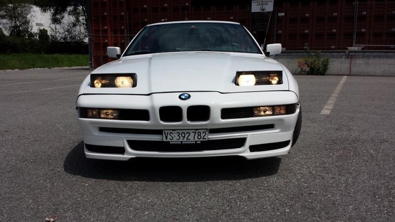 Nouveau en BMW 850 20140110