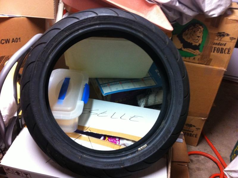 [VDS] selle + pneus + pots 01410