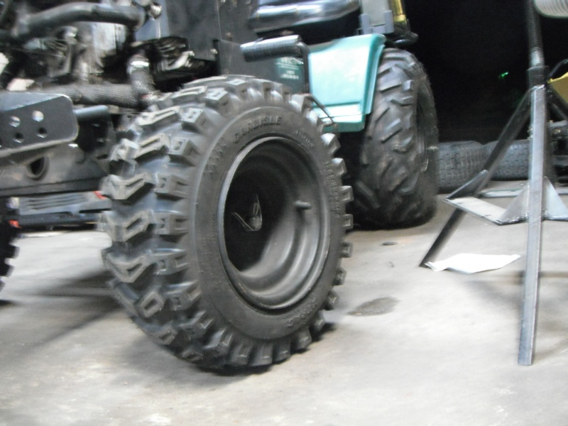 New guy, first Off Road/ Utility tractor build. Dscf4313