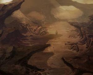 Cormyr - Ambientação Desert10