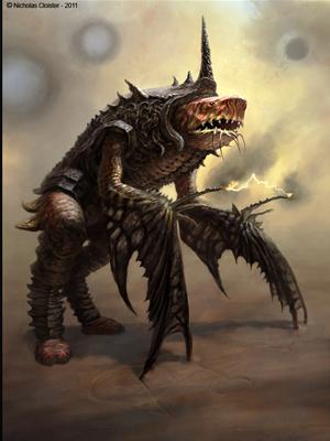 Monstros de Faerun Gendro10