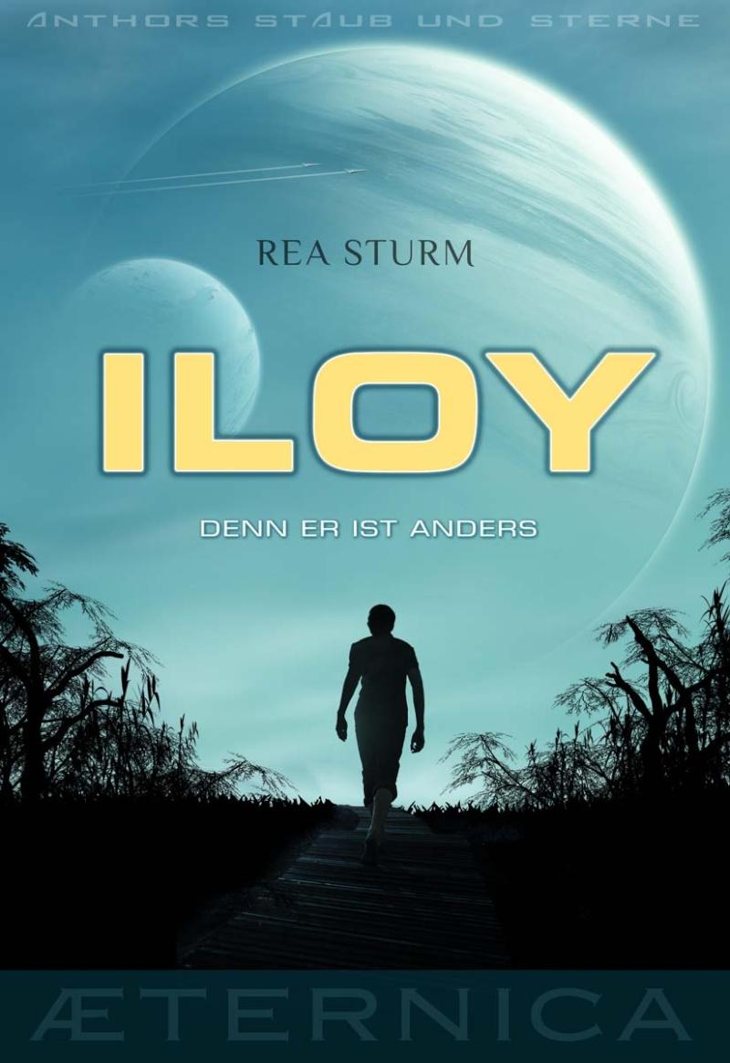 Iloy - Denn er ist anders, Rea Sturm Cover_11