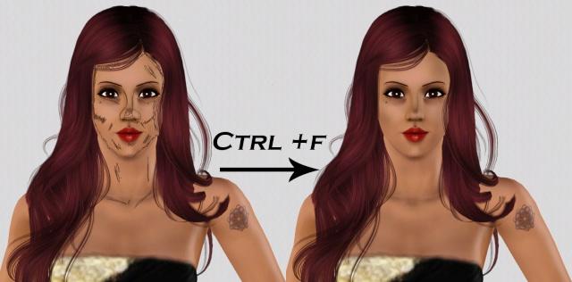[Débutant] Créer des ombres sur le visage et le corps Image510