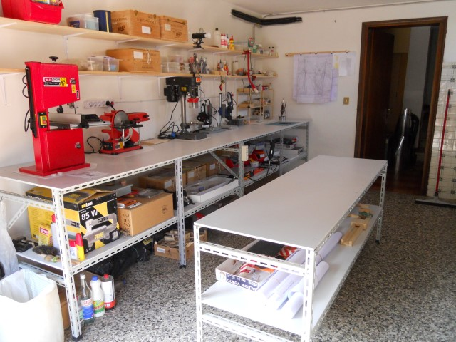 Il laboratorio di Trepie Dscn7810