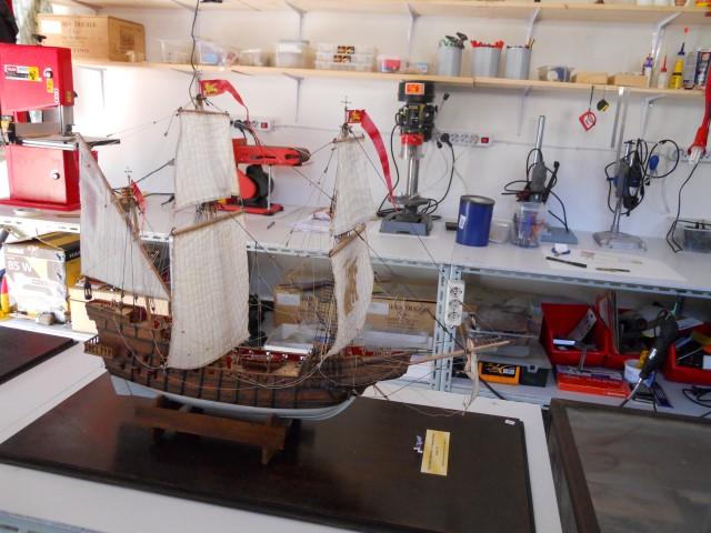 Il laboratorio di Trepie Dscn7811