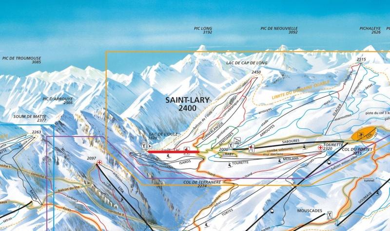 Télésiège fixe 2 places (TSF2) Lac Captur21