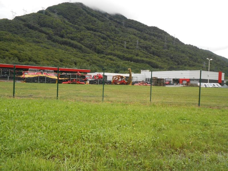 Pistenbully à Tours en Savoie - Kässbohrer ESE Dscn1315