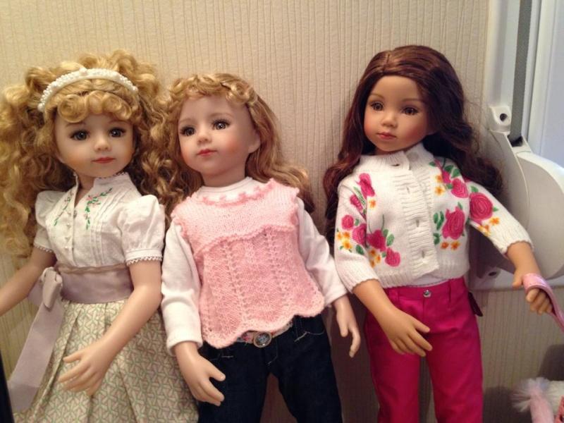 mes petites cheries ( les jumelles jamie et tanya )  10867110