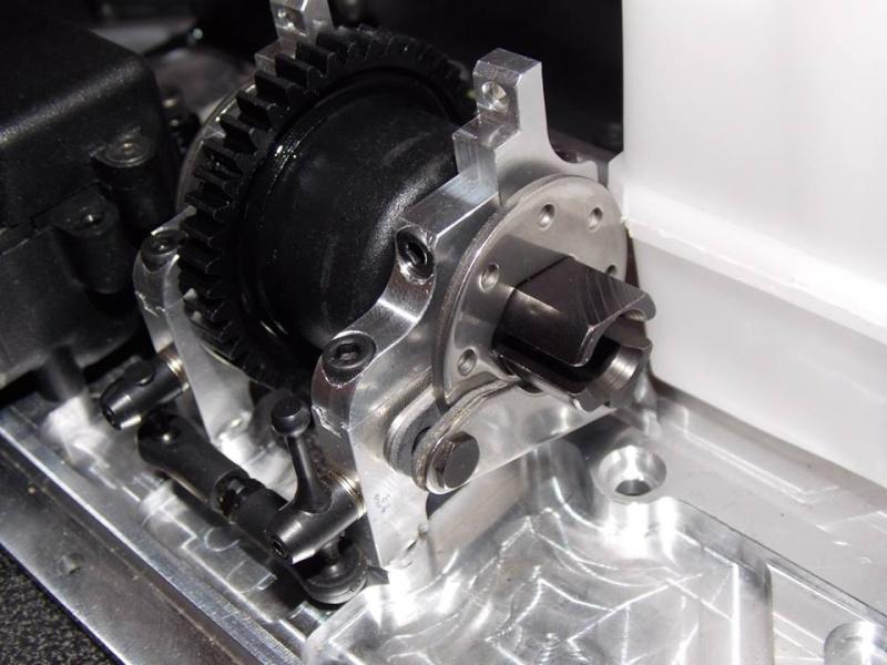 Ghöst Nitro LCG Chassis 11501510