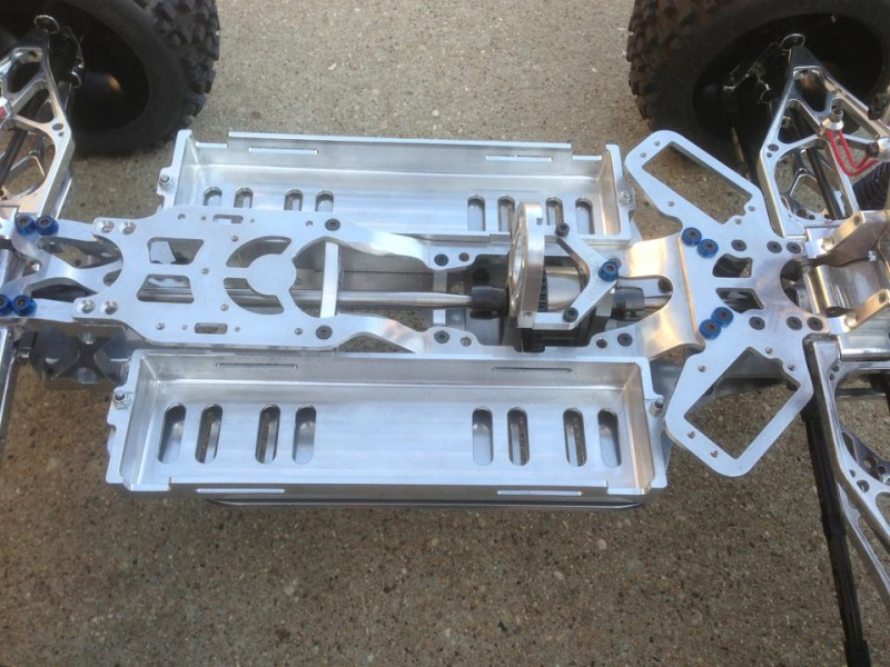 aluminum lipo Trays for G4 chassis 12350910