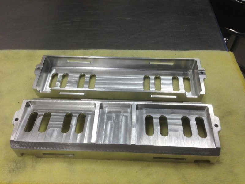aluminum lipo Trays for G4 chassis 12352910