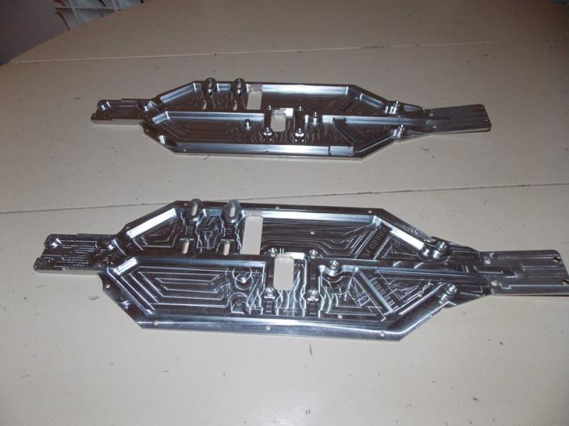 Ghöst Nitro LCG Chassis 15054710
