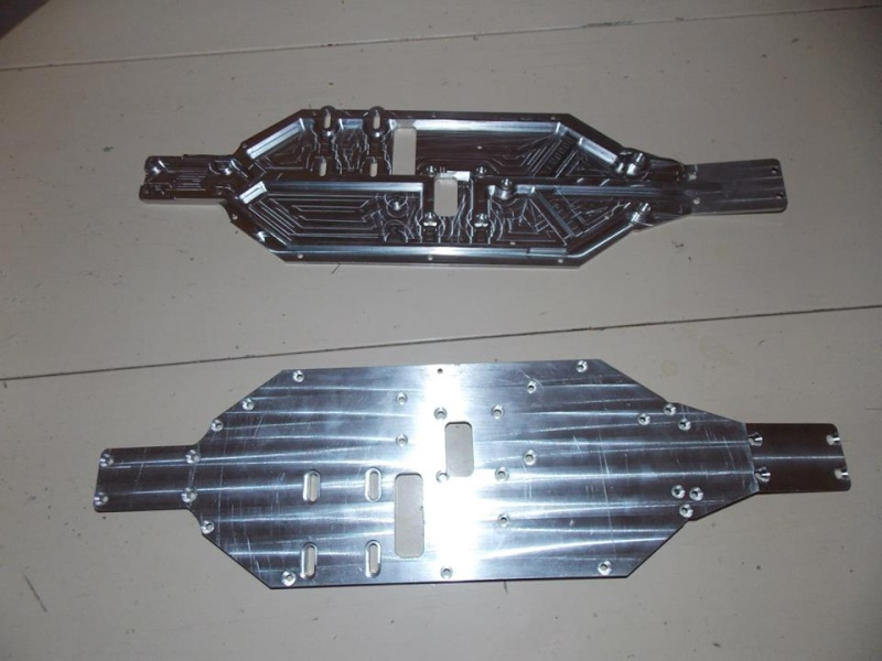 Ghöst Nitro LCG Chassis 15115410