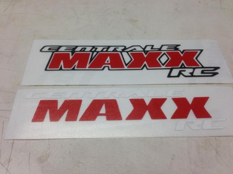 Centralemaxx RC Decals 15458910