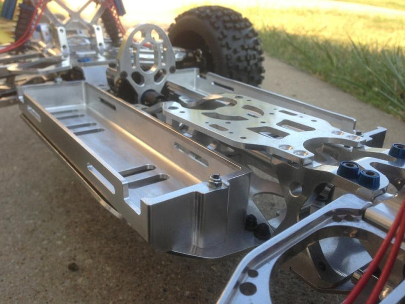 aluminum lipo Trays for G4 chassis 53325710