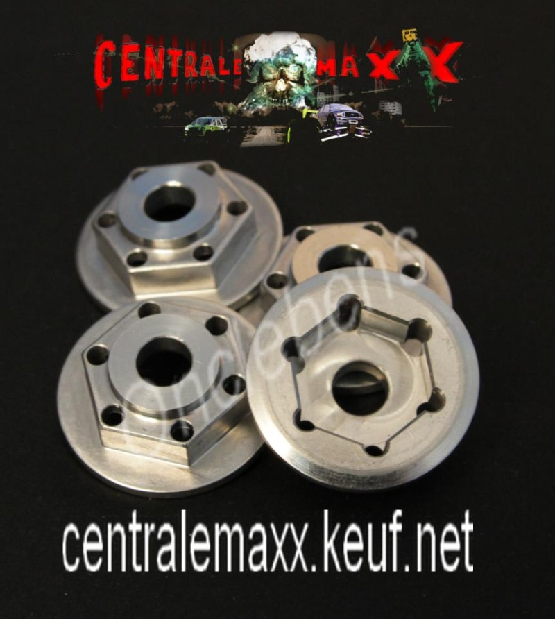 14 to 17mm hexes adapters 53970010