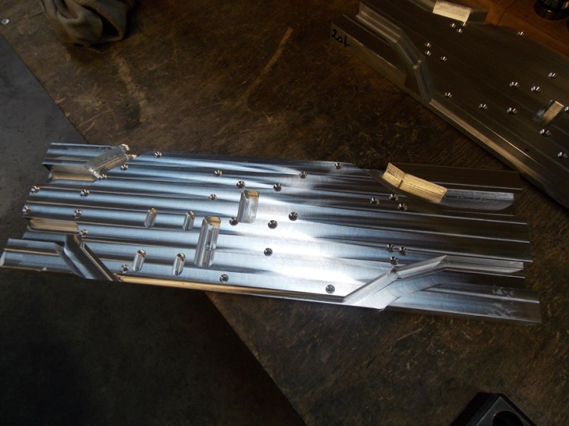 Ghöst Nitro LCG Chassis 96023010