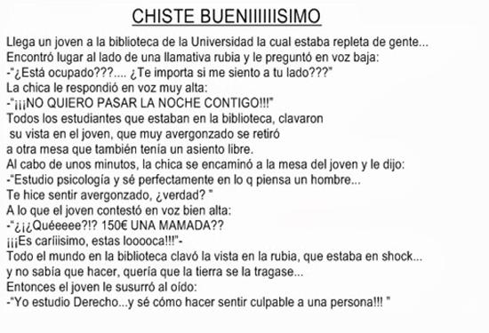 Los mejores chistes Chiste10