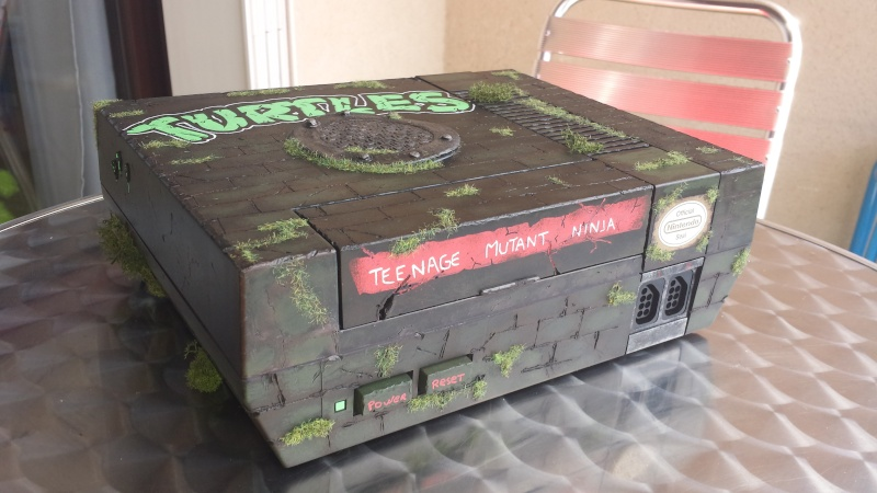custom nes turtles ninja  20140810