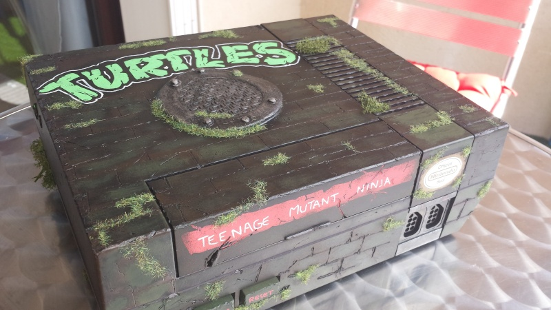 custom nes turtles ninja  20140811