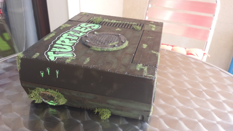 custom nes turtles ninja  20140812