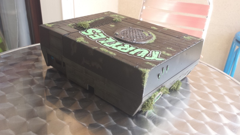 custom nes turtles ninja  20140813