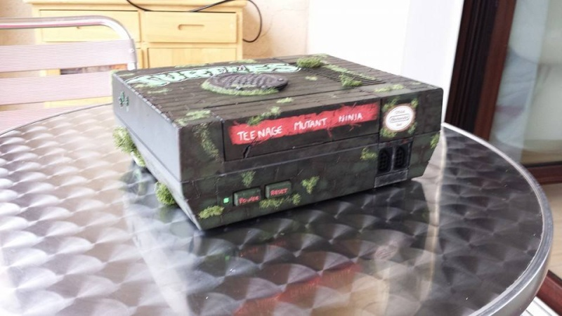 custom nes turtles ninja  2510