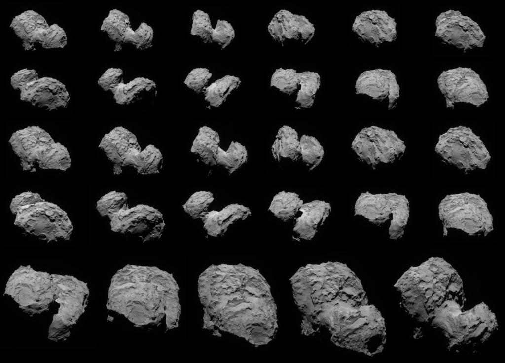 L'actualité de Rosetta 2110