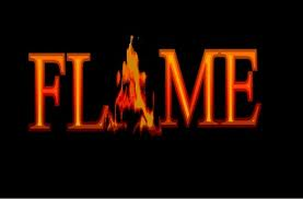 Need a forum logo for Flame. Images10