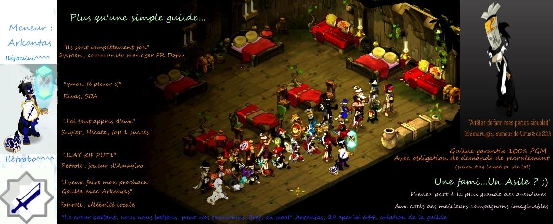 Forum de la guilde L'épée Thard (Amayiro)