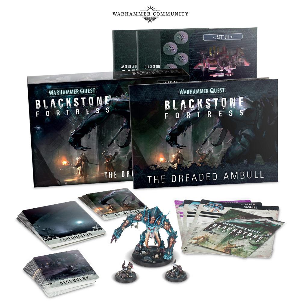 Blackstone Fortress Preord10