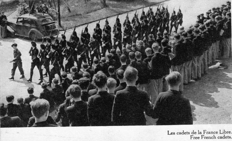 Les Cadets de la France Libre. Cadets10