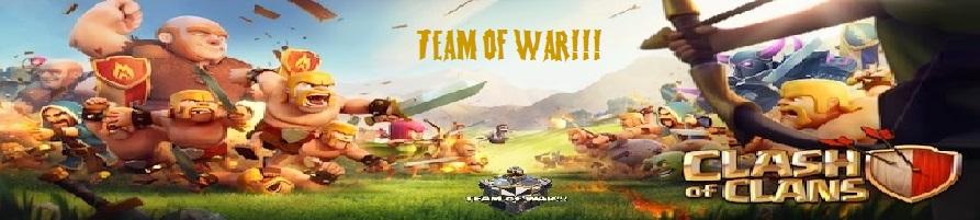 Team of WAR CoC