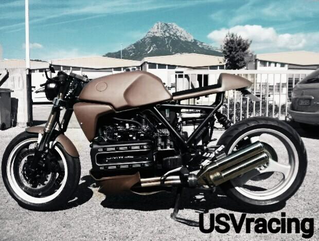K100 café racer - Page 2 Bmw-k111