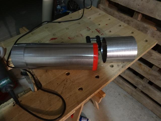 [TUTO] Fabriquer un protège quart+réchaud Dsc04520