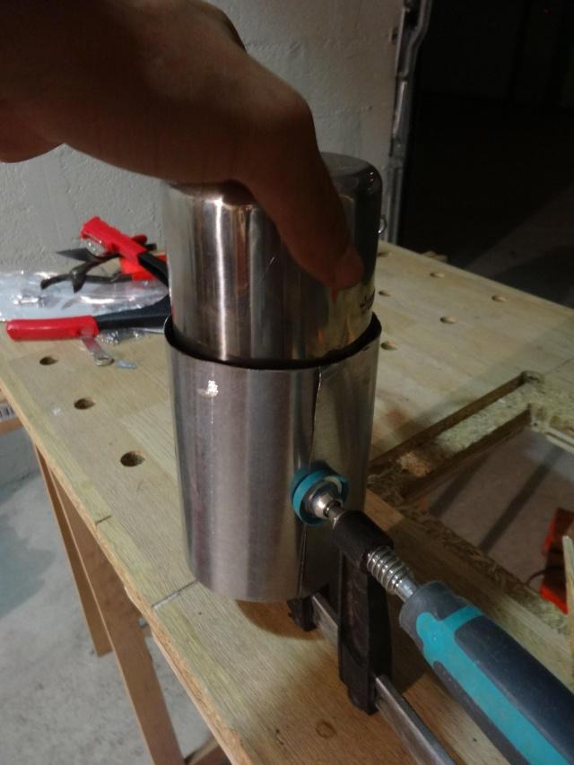 [TUTO] Fabriquer un protège quart+réchaud Dsc04526