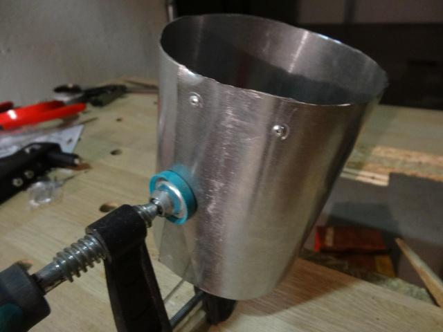 [TUTO] Fabriquer un protège quart+réchaud Dsc04530
