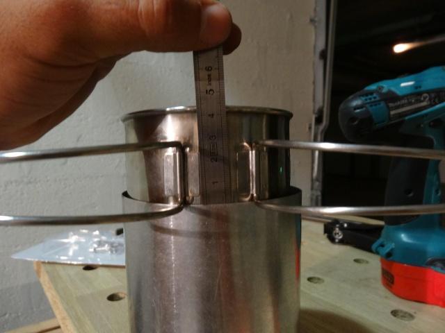 [TUTO] Fabriquer un protège quart+réchaud Dsc04535